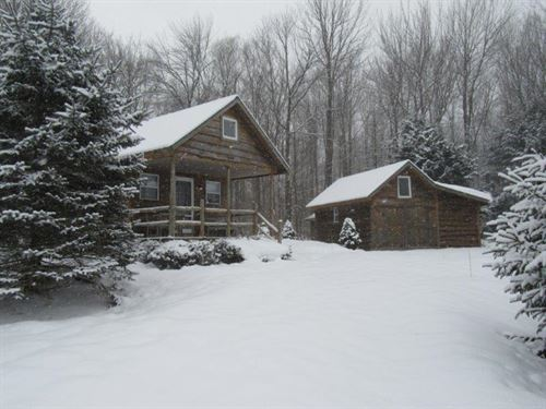Cabin & Cottage Near Syracuse Ny : Amboy : Oswego County : New York