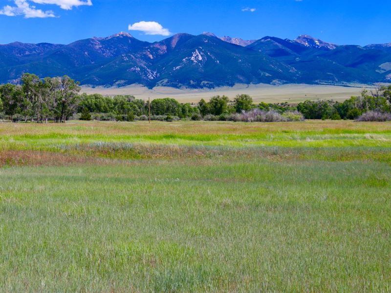 Silver Star River Frontage : Silver Star : Madison County : Montana