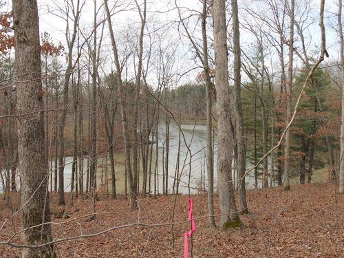 Deavertown Rd - 63 Acres : Crooksville : Morgan County : Ohio