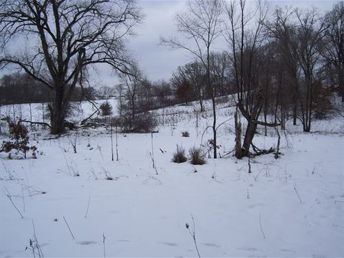 Lake Redstone Lot Available : La Valle : Sauk County : Wisconsin