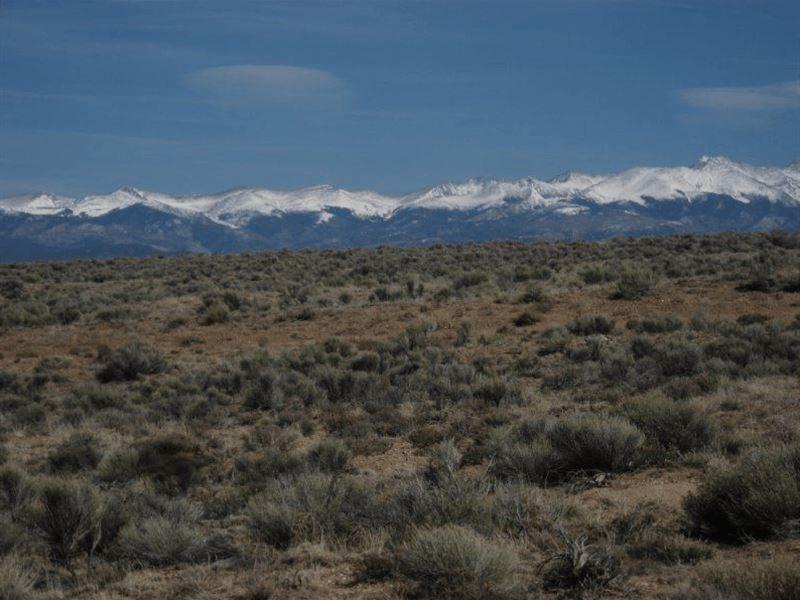 Double Lot Total 10 Acres In Co : Sanford : Conejos County : Colorado