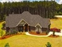 One Of A Kind Custom Built Home On : Oxford : Walton County : Georgia