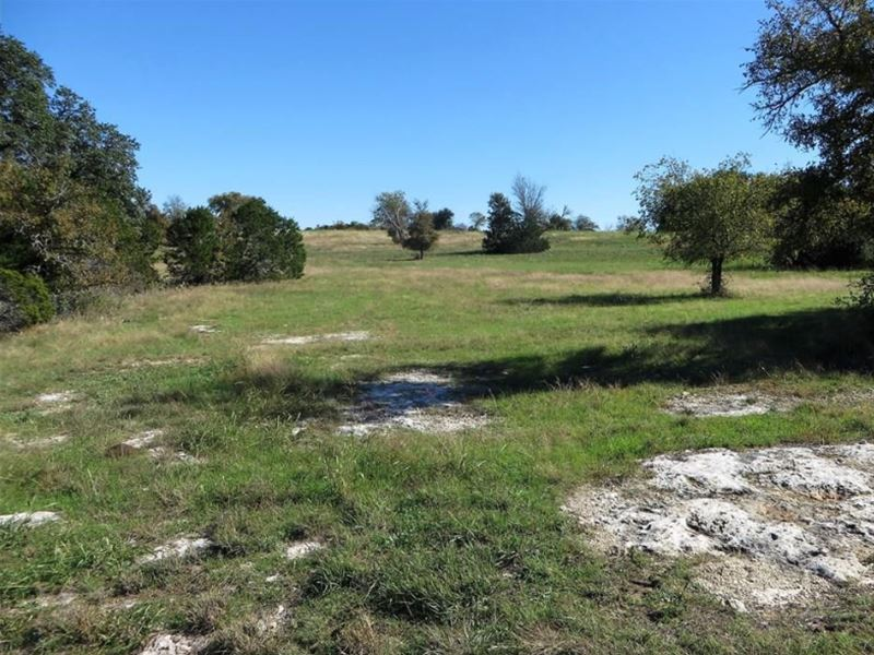 1.4 Ac In Private Golf Community : Cleburne : Johnson County : Texas