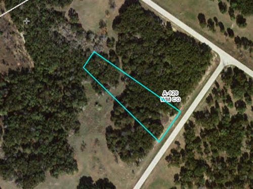 1.15 Ac In Private Golf Community : Cleburne : Johnson County : Texas