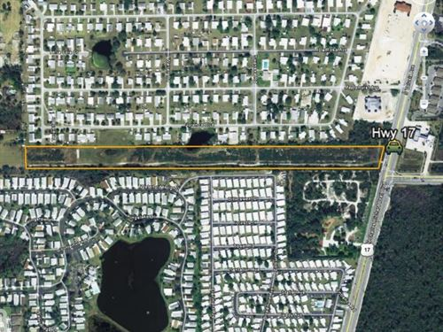 Highway Frontage Ideal Nursery : Debary : Volusia County : Florida