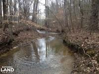 Camp Creek Recreational Property an : Green Pond : Bibb County : Alabama