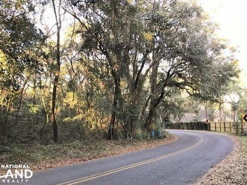 Port Royal Undeveloped Lot : Port Royal : Beaufort County : South Carolina