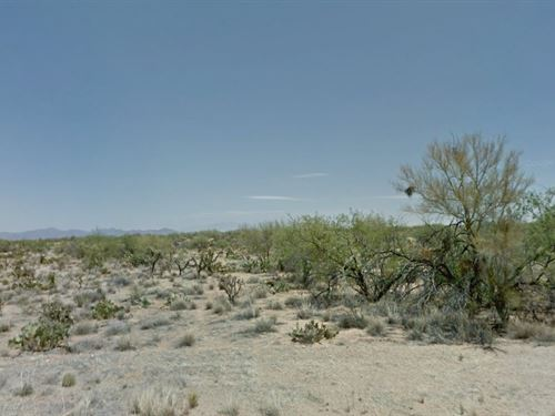 .95 Acre In Diamond Bell Ranch : Tucson : Pima County : Arizona