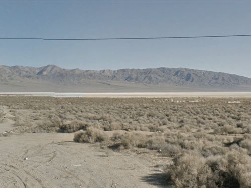 5 Acres Of Residential Land, Trona : Trona : Inyo County : California