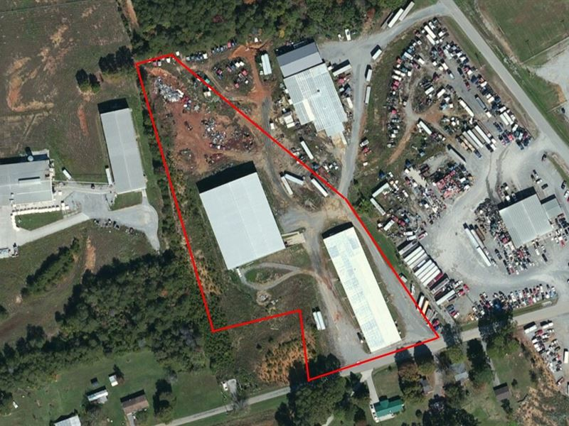 Lender Ordered Industrial Property : Madisonville : Monroe County : Tennessee