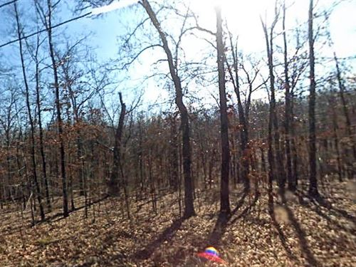Vacant Land In Cherokee Village : Cherokee Village : Sharp County : Arkansas