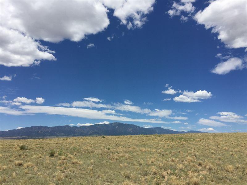 Apache Creek West : Colorado City : Huerfano County : Colorado