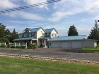 6+/- Acres, Newly Renovated Home : Danville : Montour County : Pennsylvania