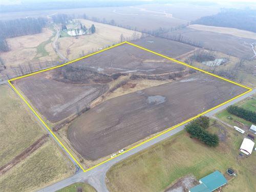 Cr 49 - 16 Acres : Lexington : Morrow County : Ohio
