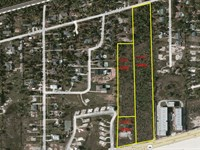 Prime Commercial/Residential Lots : Pass Christian : Harrison County : Mississippi