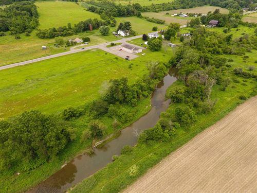 121 Acre Berkshire Ny Southern Tier : Berkshire : Tioga County : New York