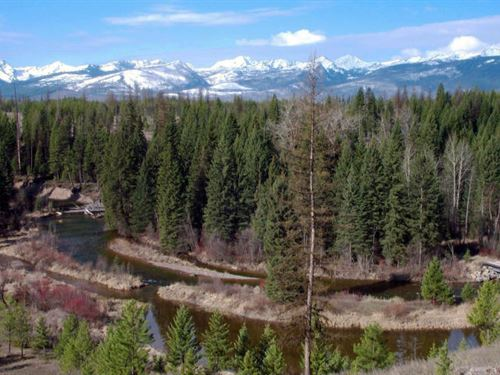 Swanland Overlook : Missoula County : Montana