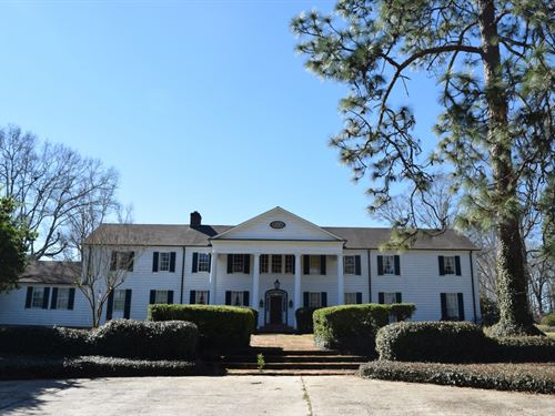 Historic Southern Gem : Gloster : Amite County : Mississippi