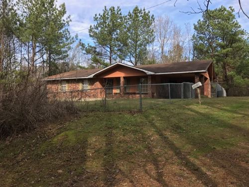 Secluded Retreat : Roxie : Franklin County : Mississippi