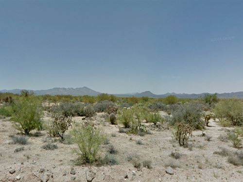 1 Acre In Tucson, A : Tucson : Pima County : Arizona