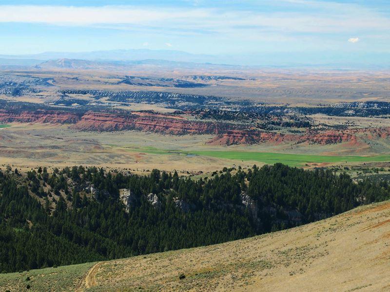 Hardknocks Ranch : Buffalo : Johnson County : Wyoming