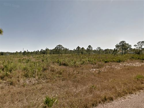 Cheap Lot For Sale : Lehigh Acres : Lee County : Florida