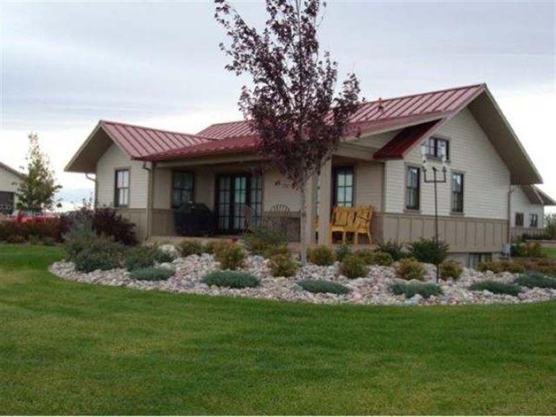 Premier Bird Hunting Ranch : Choteau : Teton County : Montana