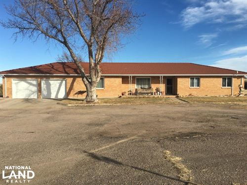 Home For Sale - Cheyenne Wells, Co : Cheyenne Wells : Cheyenne County : Colorado