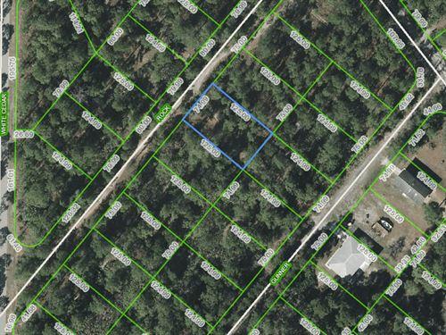 Residential Lot For Sale In Sebring : Sebring : Highlands County : Florida