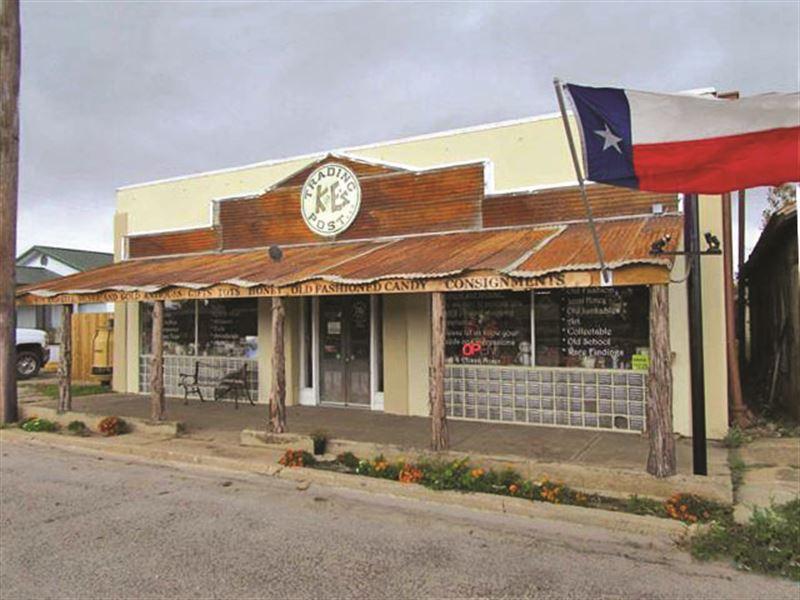 Central Texas Business Liquidation : Moody : McLennan County : Texas
