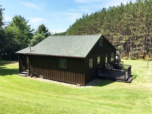 Furnished Cabin Near Angelica Ny : West Almond : Allegany County : New York