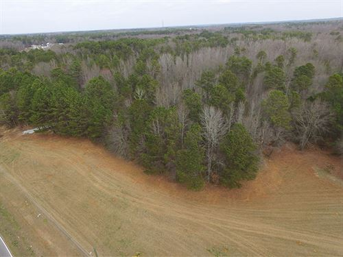 34 Acres All Wooded Great Location : Covington : Newton County : Georgia