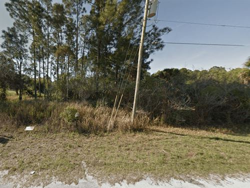 Lot In Palm Bay, Florida : Palm Bay : Brevard County : Florida