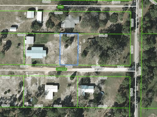 Residential Lot For Sale In Fl : Avon Park : Highlands County : Florida