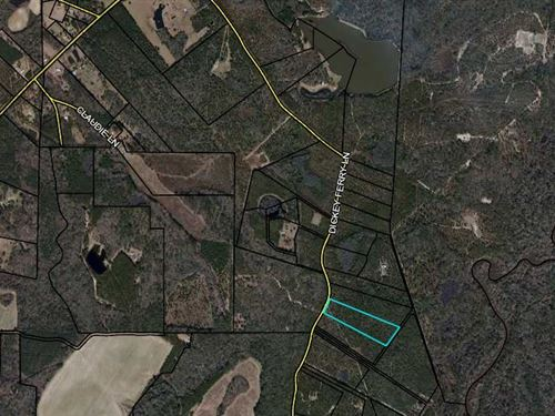 Riverwoods Lot 10 Unit 3 : Cai : Grady County : Georgia