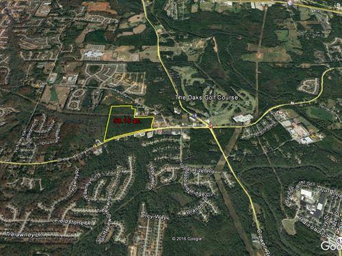 53 Acres For Sale In Newton County : Covington : Newton County : Georgia
