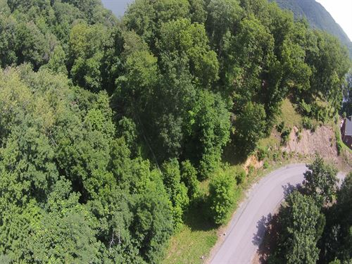 2.66 Acre Cherokee Lake Front Lot : Whitesburg : Hawkins County : Tennessee