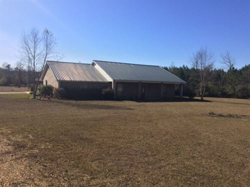 Home And Land For Sale Smithdale, M : Smithdale : Amite County : Mississippi