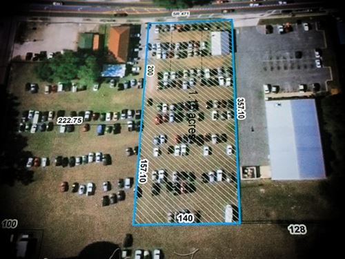Florida Commerical Real Estate : Webster : Sumter County : Florida