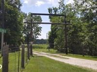 The Sullivan Ranch : Shepherd : San Jacinto County : Texas