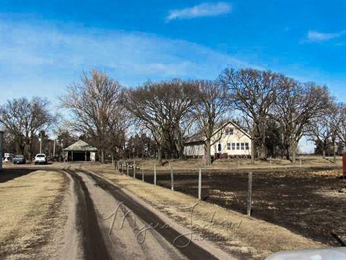 Nebraska Hunting Land : Central City : Merrick County : Nebraska