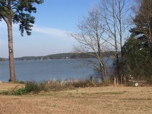 25 Acres Lake Sinclair Lakeview : Milledgeville : Baldwin County : Georgia