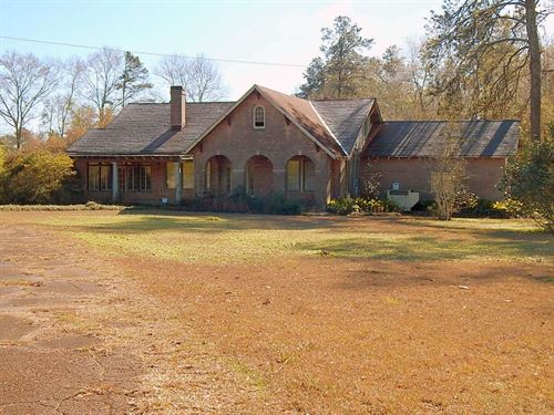 1616 Beulah Ave - 125065 : Tylertown : Walthall County : Mississippi