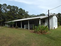 46606 Otis Bickham Rd - 124853 : Franklinton : Washington Parish : Louisiana