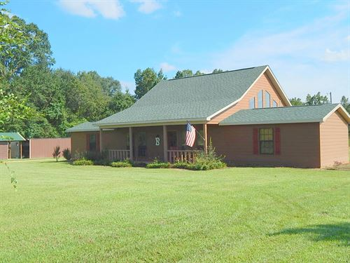 57 Kennedy Road - 124491 : Tylertown : Walthall County : Mississippi