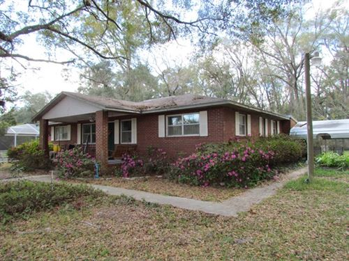 3/2 Home On 13.19 Acres 773305 : Chiefland : Levy County : Florida