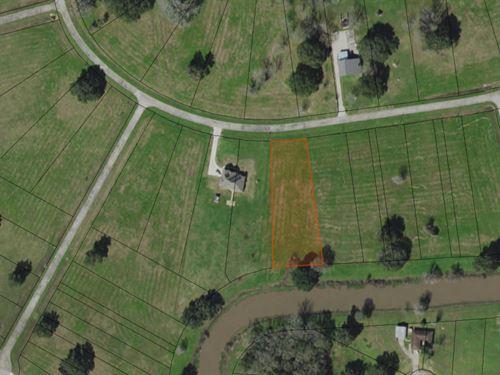 1.01 Waterfront Acres : Angleton : Brazoria County : Texas