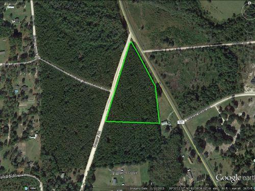 7.18 Acres- Conner Road : Hilliard : Nassau County : Florida