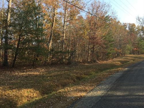 4 Acres In Cumberland Cove : Monterey : Putnam County : Tennessee