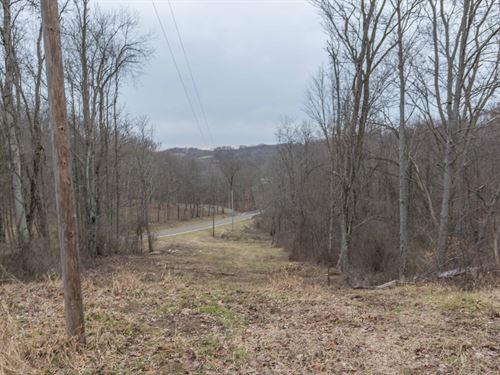 Sr 542 - 10 Acres : Magnolia : Carroll County : Ohio
